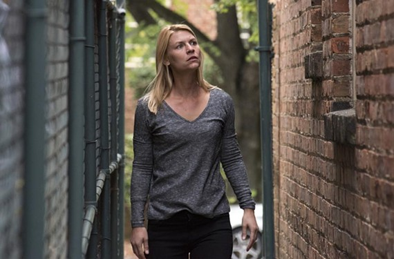 """Actress Claire Danes, star of Showtime's """"Homeland,"""" became a fan of Proper Pie Co. in Church Hill while shooting the series."""