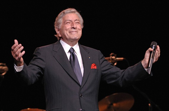 Tony Bennett has won 19 Grammys, two Emmy awards, and sold more than 50 million records.
