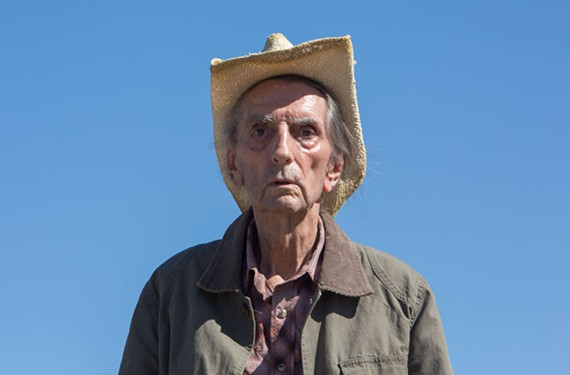 "Harry Dean Stanton stars in ""Lucky,"" a film screening as part of a tribute to the legendary actor at this year's festival."