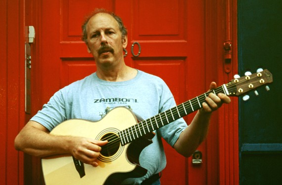 "Legendary finger-style guitarist Richard Royall ""Duck"" Baker grew up in Richmond but moved to San Francisco in the early 1970s."
