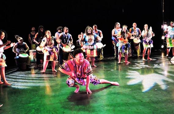 Ezibu Muntu Afrikan Dance