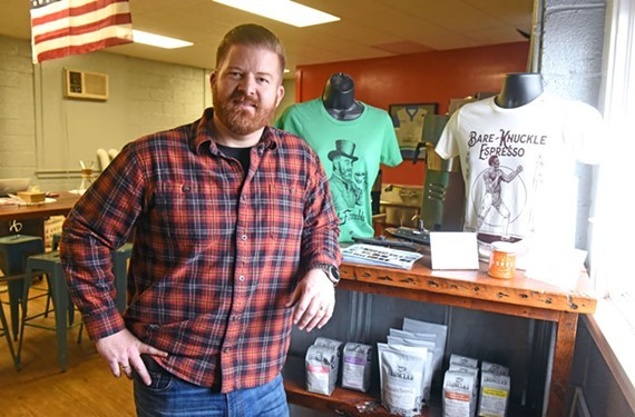 Ironclad Coffee Roasters founder Ryan O'Rourke recently announced the launch of a new line of instant coffees.