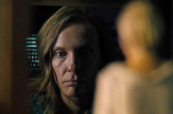 "Toni Collette is the troubled matriarch in ""Hereditary,"" a film whose trailer (see below) sparked intense hype among horror aficionados."