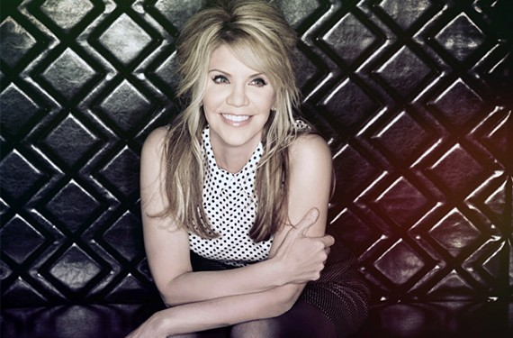 Alison Krauss at Funhouse Fest in Williamsburg (Friday, June 22)