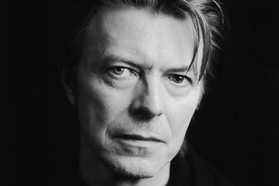 David Bowie passed away on Jan. 10 of this year.