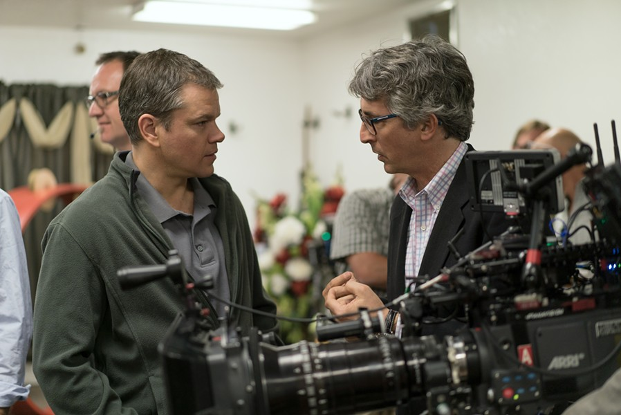 "The opening night film this year will be the latest dramedy by Alexander Payne, ""Downsizing,"" starring Matt Damon. Producer and VFF board chairman Mark Johnson will be featured in a conversation after the screening."