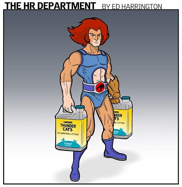 The HR Department | Cartoon | Style Weekly - Richmond, VA