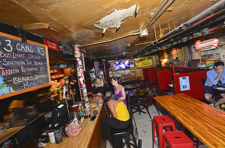 Ode to Dive Bars | Cover Story | Style Weekly - Richmond, VA local ...