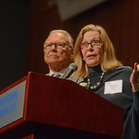 National Philanthropy Day Foundation Philanthropist of the Year Awardees: The Bob and Anna Lou Schaberg Fund at VNHC.