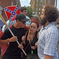 2017 Richmonder of the Year Unite the Right rally and counter protest Charlottesville