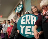 Update: ERA Bill Supporters Remain Hopeful