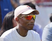 UPDATE: Some Final Details on Pharrell's Something in the Water festival at Virginia Beach