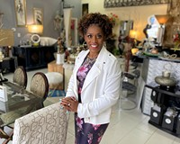 Karen Hardy, senior designer at Accent Interiors and an interior design instructor at the University of Richmond.