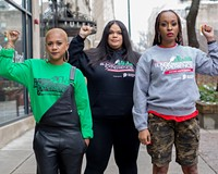 Kelli Lemon, Amy Wentz, and Shemicia Bowen are co-organizers of the Richmond Black Restaurant Experience, running March 5 through 14.