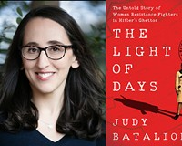 """Judy Batalion's """"The Light of Days: The Untold Story of Women Resistance Fighters in Hitler's Ghettos"""" will be featured during the Junior League's virtual Book and Author event on April 29."""