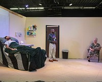 """Carlen Kernish, Todd Patterson and Jacqueline Jones star in Richmond Triangle Players' upcoming staging of Peter Quilter's play """"4000 Days."""""""