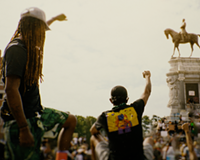 "Feature doc ""How the Monuments Came Down"" screening at Maymont, June 10"
