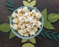 Yes, Virginia, there's CBD popcorn