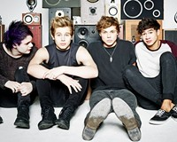 Review: 5SOS at Jiffy Lube Live