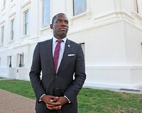 Levar Stoney Resigns from State Post