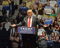 Trump Rallies in Richmond