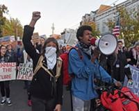 "VIDEO: ""Richmond Grabs Back"" Anti-Trump Protest"