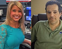 Cold Shoulder Forms Between Nikki-Dee Ray and WxRisk Ahead of Snowstorm