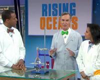 "Bill Nye Warns Virginia Cities of ""Water in Your Living Room"""