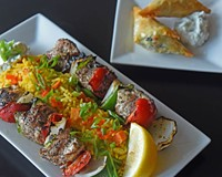 Food Review: Demi's Mediterranean Kitchen expands options for North Side.
