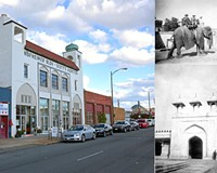 The Story Behind One of Richmond's Own Islamic-Inspired Buildings