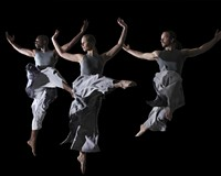 Starr Foster Dance Project's Latest Show Links Dance and Photography
