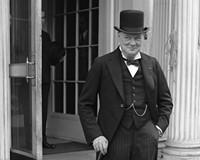 Winston Churchill in Richmond
