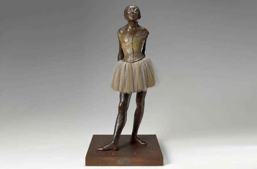 """Little Dancer Fourteen Years Old"" - THE VIRGINIA MUSEUM OF FINE ARTS"