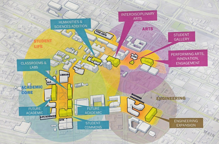 Nearby Residents Respond To Vcu S Master Plan For The Future News
