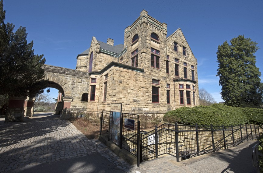 Maymont mansion, designed by Edgerton Rogers and built in the 1890s, is one of the region's top historical attractions. - SCOTT ELMQUIST