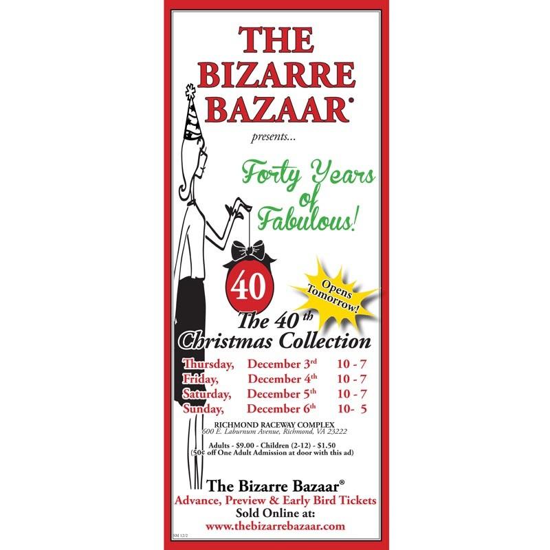 richmond va bazaar Bizarre
