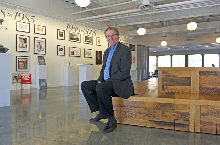 Longtime Martin chief John B. Adams Jr. is stepping down from his post Dec. 31. - SCOTT ELMQUIST