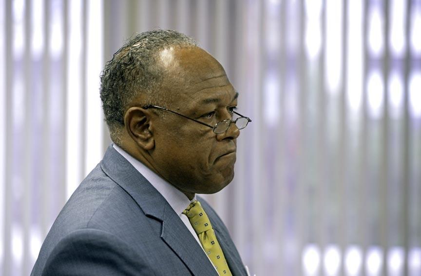 Mayor Dwight C. Jones