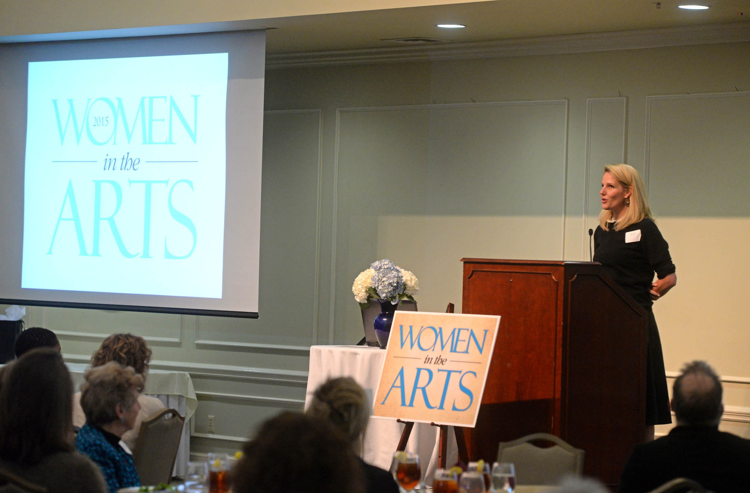 Katie Ukrop was named one of Style's 2015 Women in the Arts by a panel of community judges for her contribution to Richmond arts and culture. - SCOTT ELMQUIST