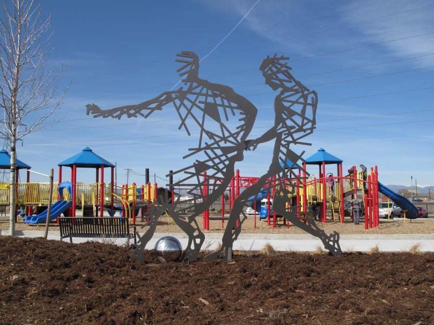 Previous sculpture work from the website of Boulder artist Joshua Wiener.
