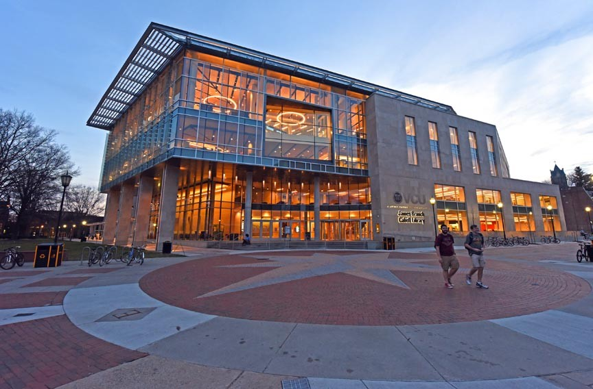 Architecture Review VCUs New Cabell Library Is A Bold And Welcome Addition To Richmond