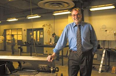 VCU School of the Arts Dean Joseph H. Seipel is retiring this summer.