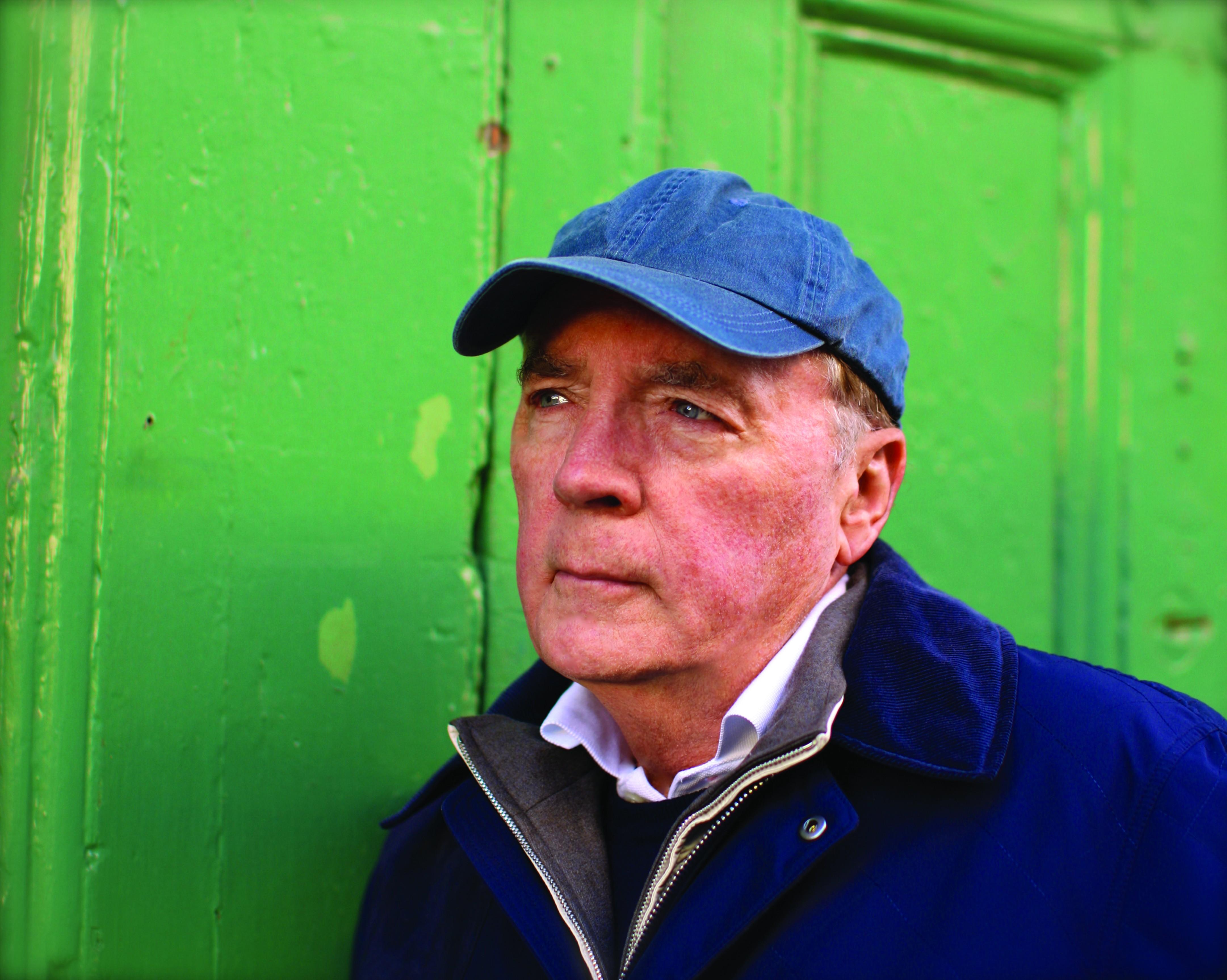 Author James Patterson