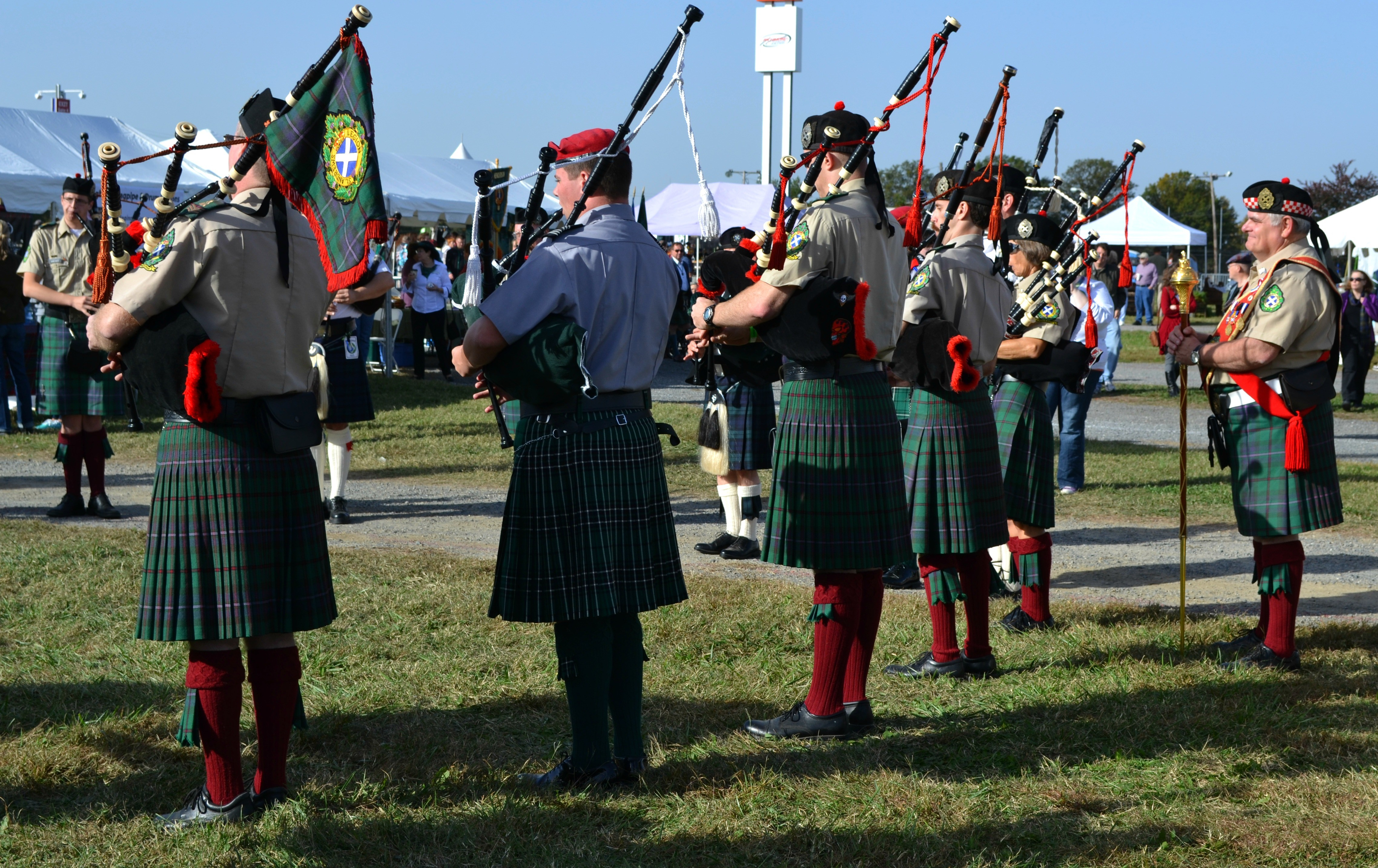 The annual Celtic Fest is this weekend on Saturday and Sunday.
