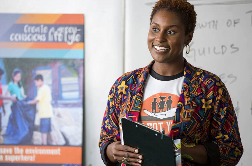 "Issa Rae is the driving force behind HBO's ""Insecure."""