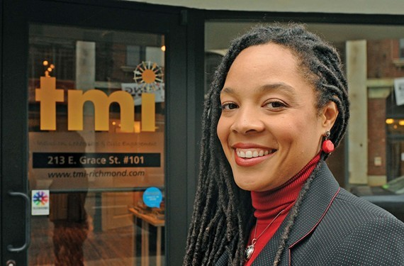 "Tiffany Jana, co-author of ""Overcoming Bias: Building Authentic Relationships across Differences."""