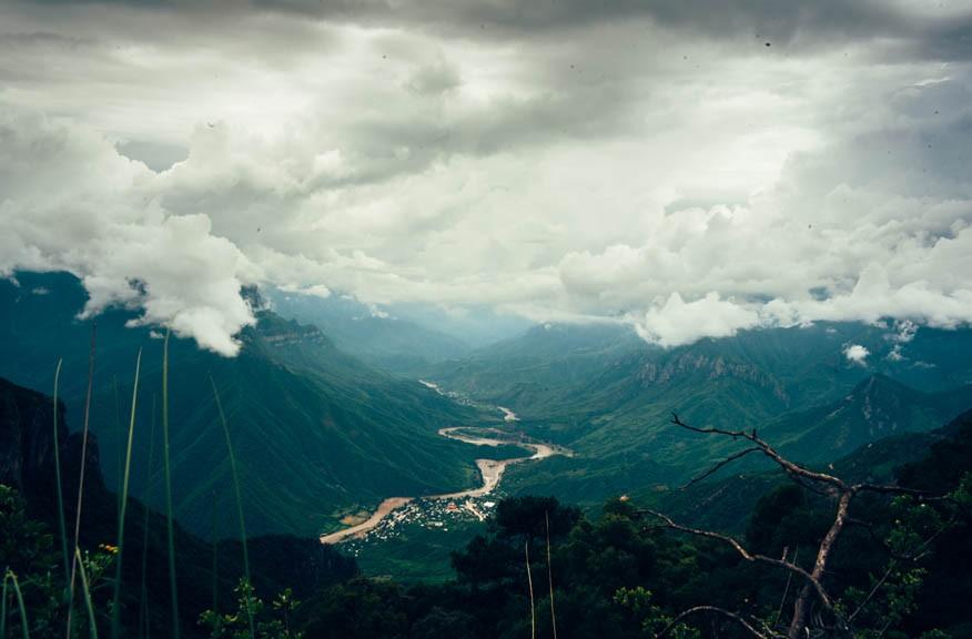 Mexico's vast Barrancas del Cobre are larger than the Grand Canyon. - HEALTH WARRIOR