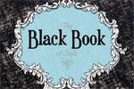 黑色+书本
