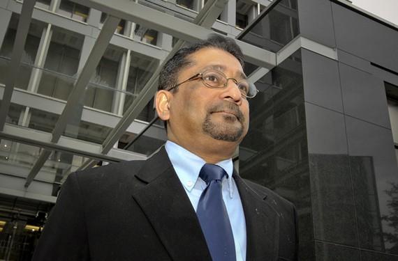 Richmond City Auditor Umesh Dalal