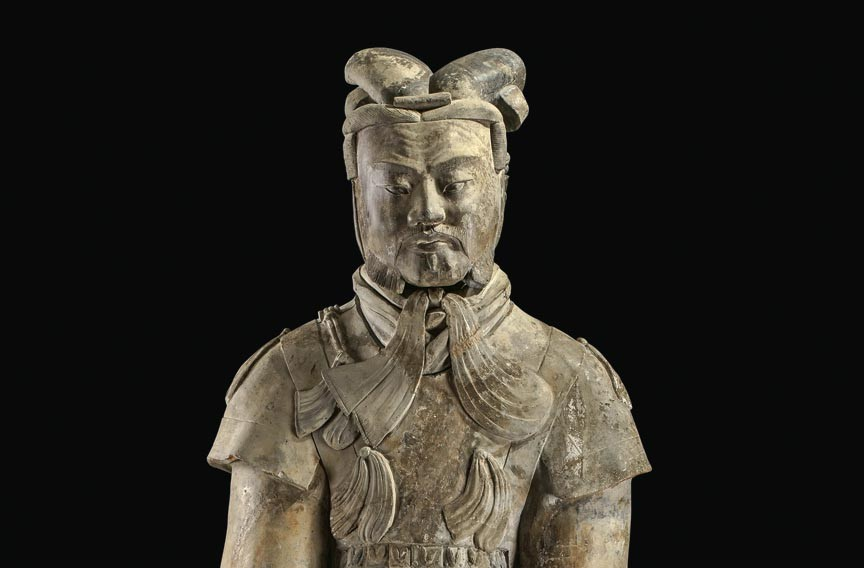 """Terracotta Army: Legacy of the First Emperor of China"" at the Virginia Museum of Fine Arts, Nov. 18-March 11. - VMFA"